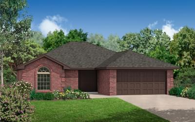 New Home for Sale in Collinsville, 13109 E 135th Place N