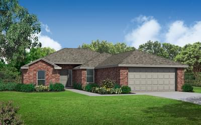 New Home for Sale in Broken Arrow, 4012 S 209th E Court