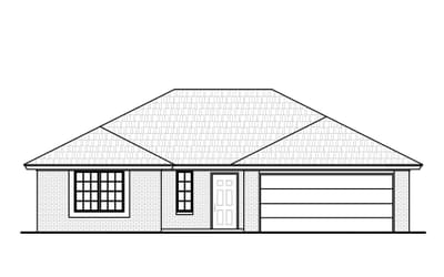 New Home for Sale in Glenpool, 14635 Maple Avenue