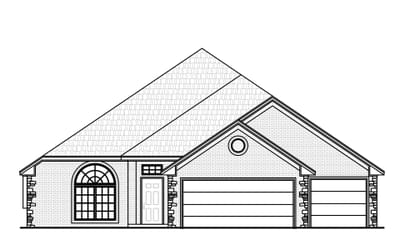 New Home for Sale in Bixby, 14722 S. Lakewood Place