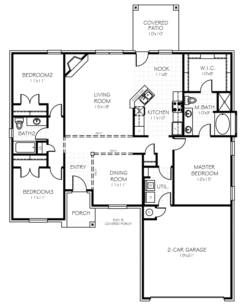 100 Home Floorplan Interior Simple Design