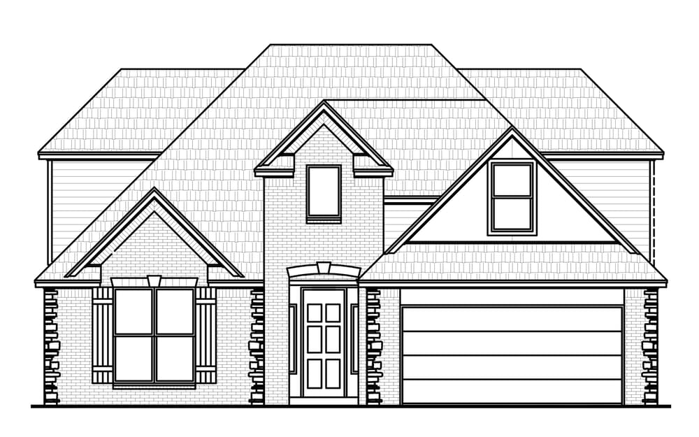 The Cleveland Plus Elite Oklahoma New Home From Home