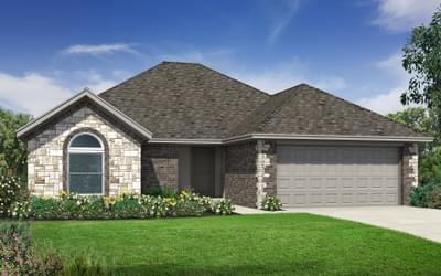 The Lincoln Elite new home plan