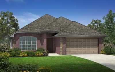 New Home for Sale in Edmond, 4133 NW 155th Street