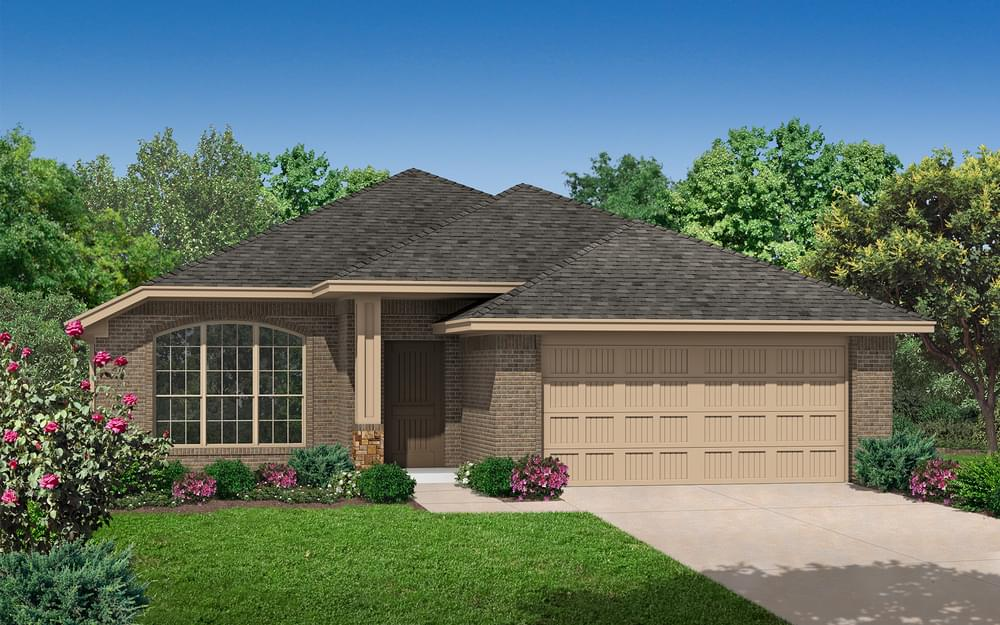 The Waterford Oklahoma New Home From Home Creations