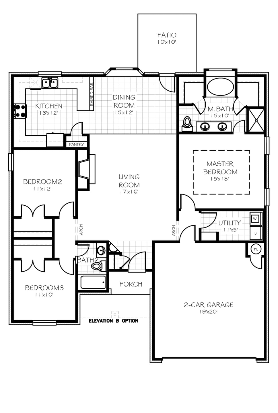 Home Creations Floor Plans Home Design And Style