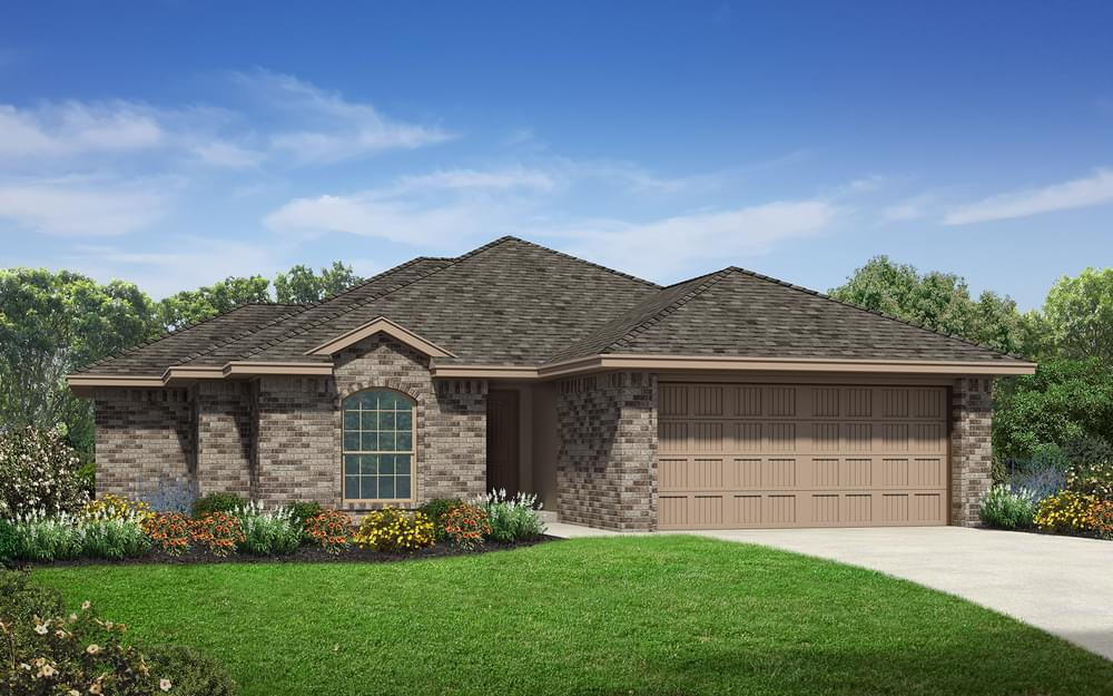 The Daffodil Oklahoma New Home From Home Creations