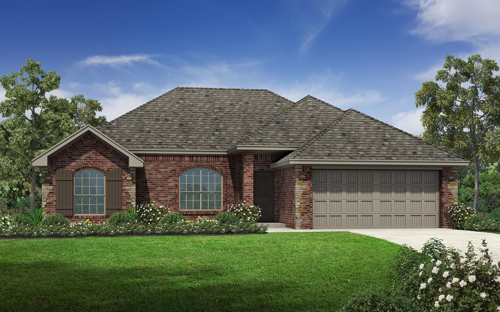 The Providence Plus Elite Oklahoma New Home From Home