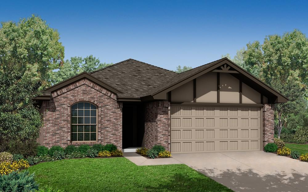 The Juniper New Home In Yukon Ok From Home Creations