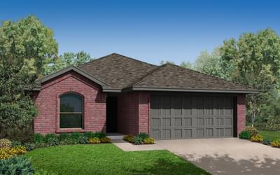 New Home for Sale in Oklahoma City, 4708 Pyrope Lane