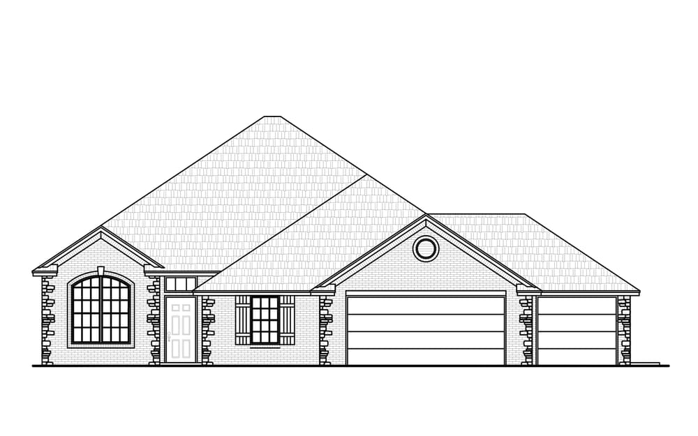 The Opal New Home In Broken Arrow Ok From Home Creations