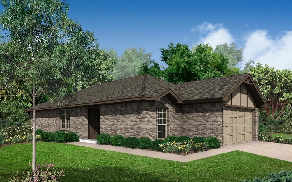 The Azalea New Home In Oklahoma City Ok From Home Creations