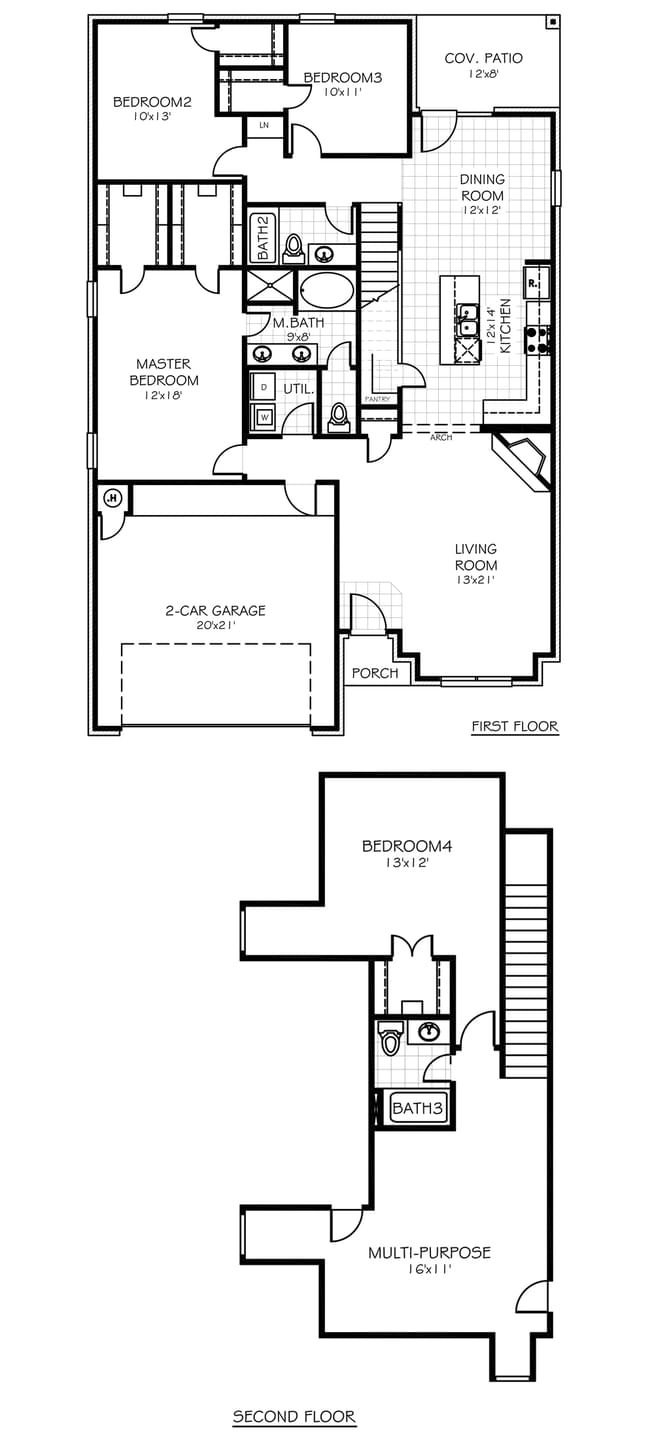 The Cameron Plus New Home In Norman Ok From Home Creations