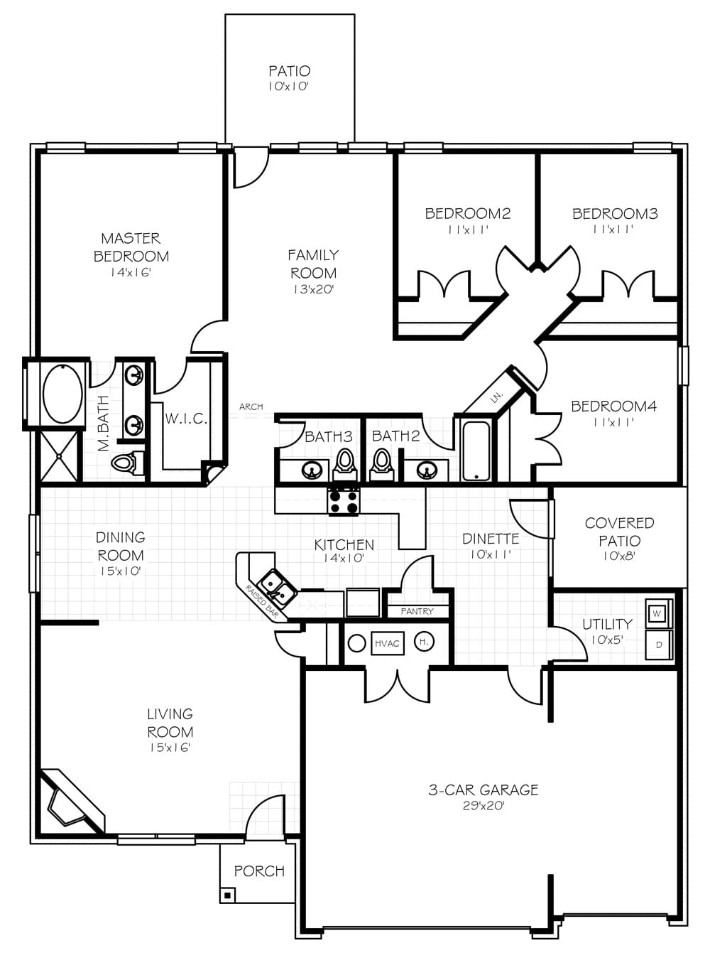 the carrington oklahoma new home from home creations