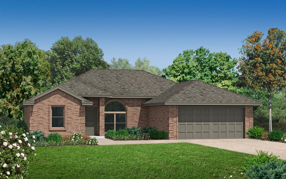 The Johnston Oklahoma New Home From Home Creations