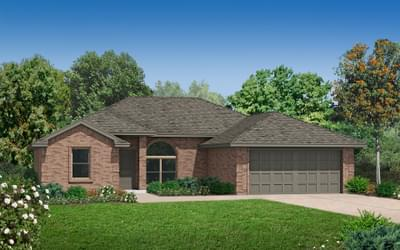New Home for Sale in Broken Arrow, 4025 S 211th Place