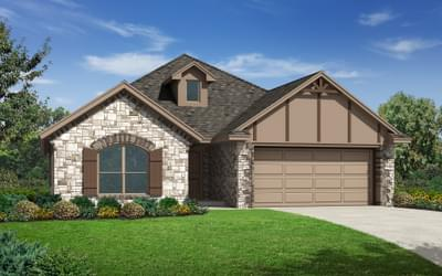 New Home for Sale in Edmond, 3417 NW 162nd Street