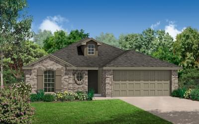 New Home for Sale in Midwest City, 2207 Windsong Drive