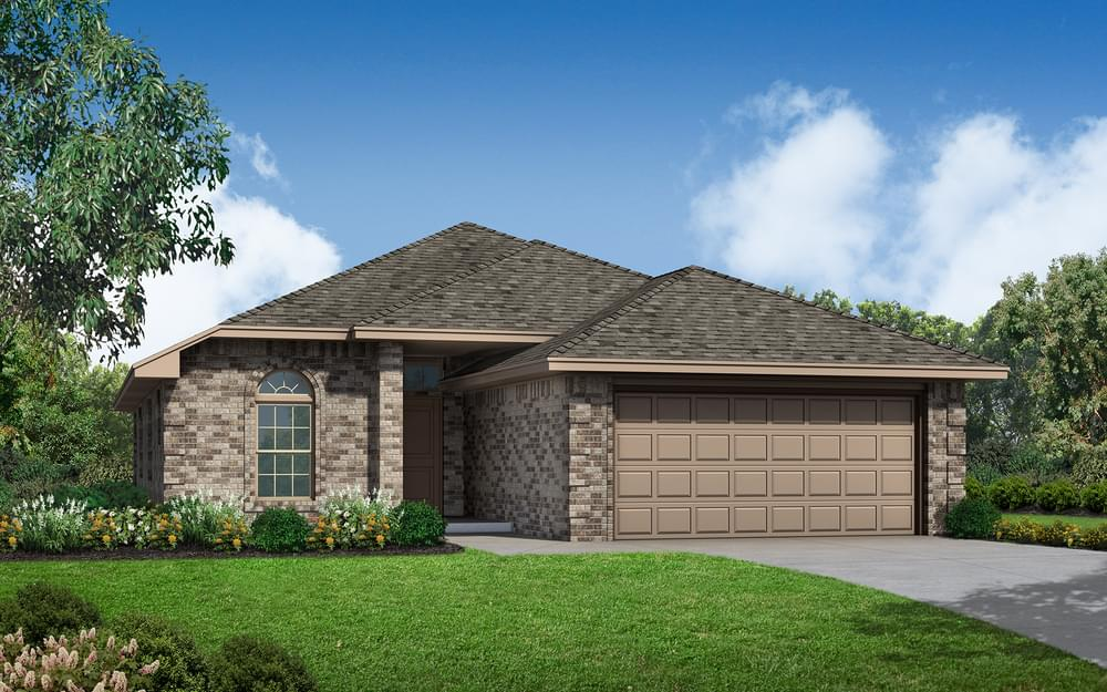 The Avery New Home In Edmond Ok From Home Creations