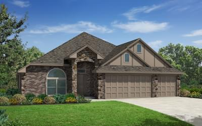 New Home for Sale in Oklahoma City, 1013 SW 141st Street