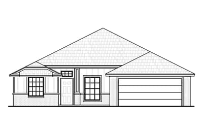 New Home for Sale in Oklahoma City, 1524 NW 127th Street