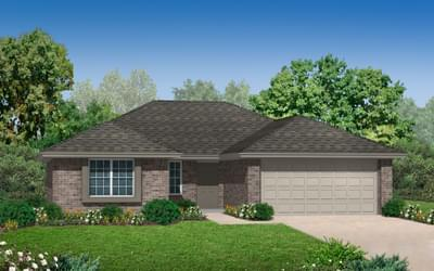 New Home for Sale in Collinsville, 13207 E 135th Court N