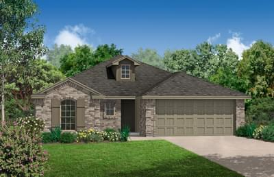 New Home for Sale in Norman, 3920 Colefax Lane