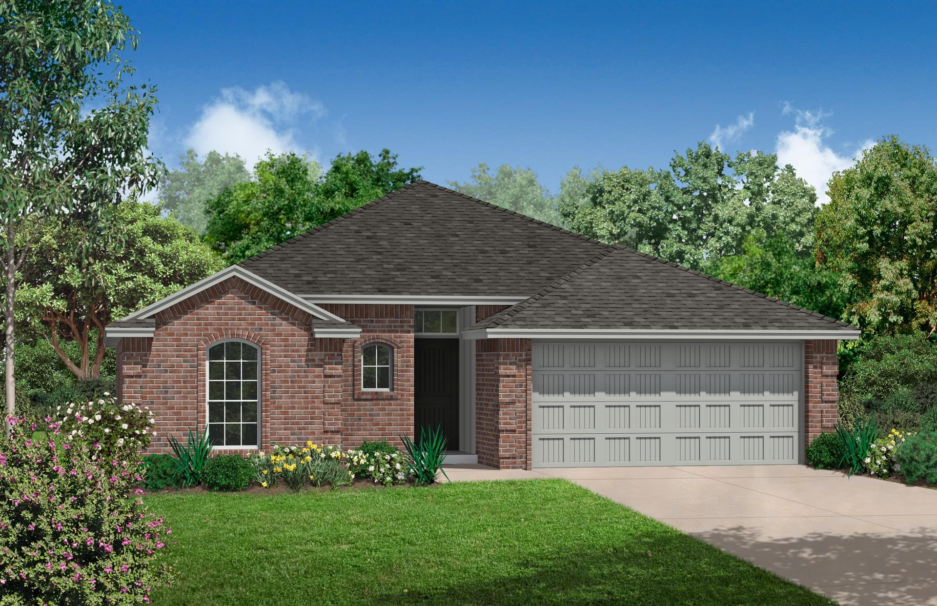 The Andrew Plus New Home In Chickasha Ok From Home