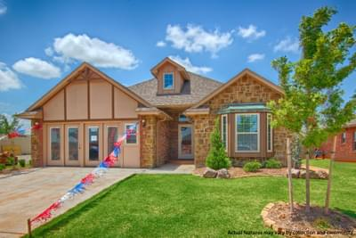 New Home for Sale in Edmond, 16217 Iron Tree Lane