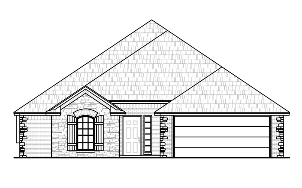 The Thomasville Elite Oklahoma New Home From Home Creations