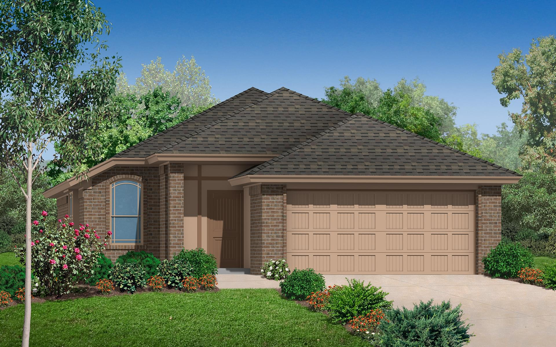The Halifax New Home In Norman Ok From Home Creations