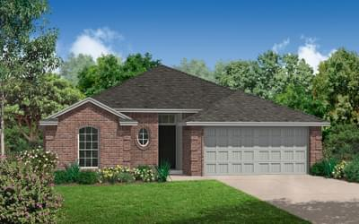 Turtlewood New Homes In Midwest City From Home Creations