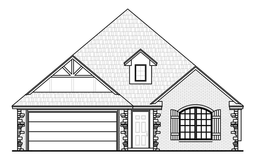 The Burkeshire Oklahoma New Home From Home Creations