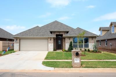 New Home for Sale in Oklahoma City, 917 SW 140th Street