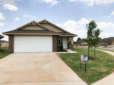 New Home for Sale in Oklahoma City, 5710 Sanabel Court