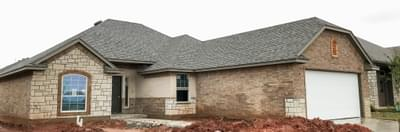 New Home for Sale in Edmond, 19400 Taggert Drive