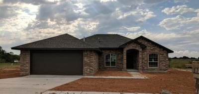 New Home for Sale in Midwest City, 2500 Windsong Drive