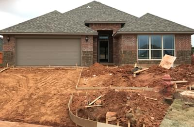New Home for Sale in Piedmont, 13808 Grazing Meadow Court