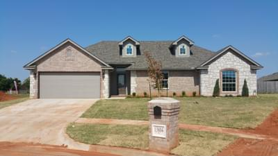 New Home for Sale in Piedmont, 13804 Grazing Meadow Court