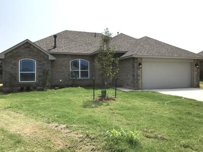 New Home for Sale in Edmond, 16304 Romeo Drive