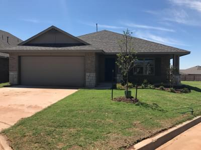 New Home for Sale in Edmond, 18224 Sandhurst Court