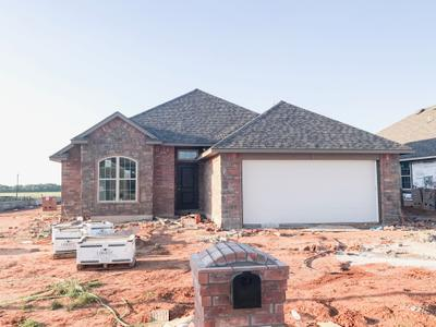 New Home for Sale in Edmond, 4125 NW 154th Street