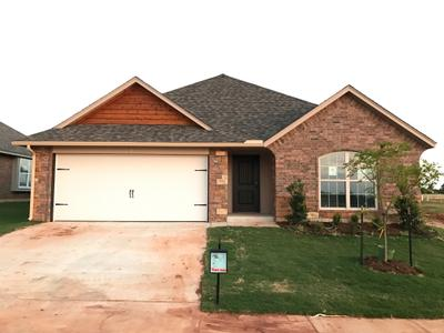New Home for Sale in Edmond, 4120 NW 154th Street