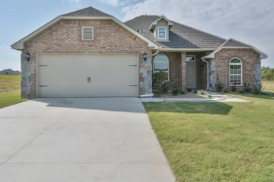 New Home for Sale in Broken Arrow, 4709 E Dallas Street
