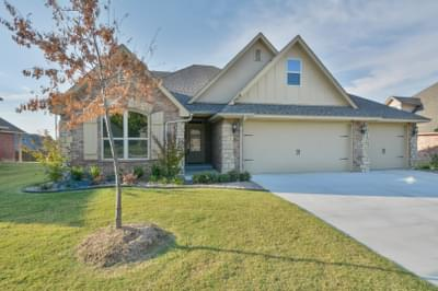 New Home for Sale in Jenks, 2416 W 110th Street S