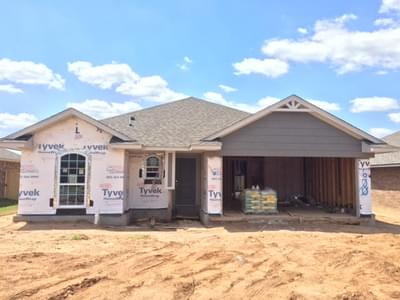 New Home for Sale in Norman, 600 Talon Drive