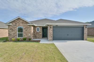 New Home for Sale in Glenpool, 1097 E 146th Court S