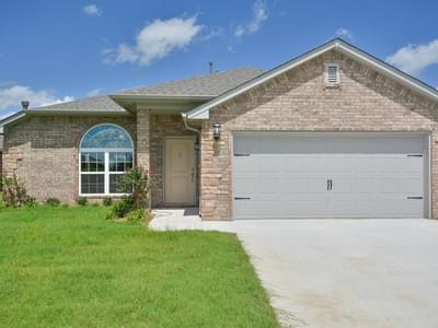 New Home for Sale in Collinsville, 13399 E 134th Place N