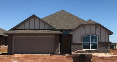 New Home for Sale in Edmond, 3052 NW 182nd Street