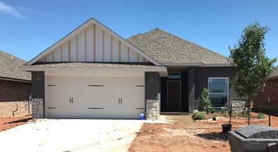New Home for Sale in Edmond, 3040 NW 182nd Street